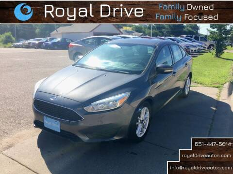 2015 Ford Focus for sale at Royal Drive in Newport MN