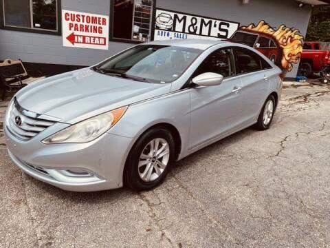 2011 Hyundai Sonata for sale at M&M's Auto Sales & Detail in Kansas City KS