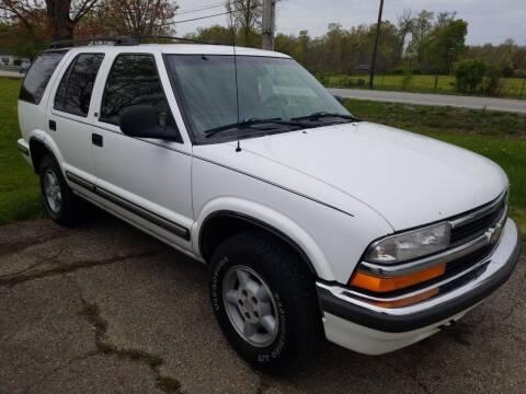 1998 Chevrolet Blazer for sale at David Shiveley in Mount Orab OH
