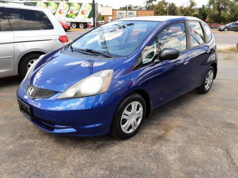 2009 Honda Fit for sale at TOP YIN MOTORS in Mount Prospect IL