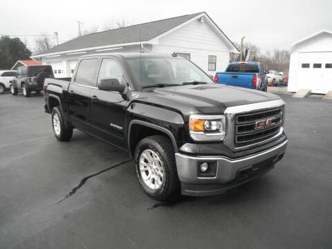 2014 GMC Sierra 1500 for sale at Morelock Motors INC in Maryville TN