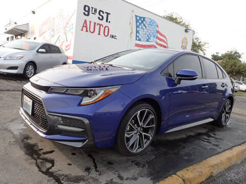 2020 Toyota Corolla for sale at Tommy's 9th Street Auto Sales in Walla Walla WA