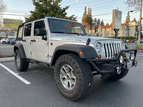 2009 Jeep Wrangler Unlimited for sale at OPTED MOTORS in Santa Clara CA
