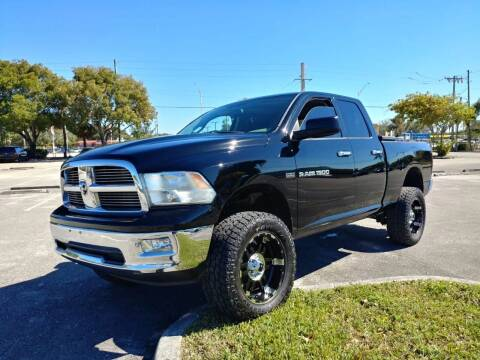 2012 RAM Ram Pickup 1500 for sale at Rosa's Auto Sales in Miami FL