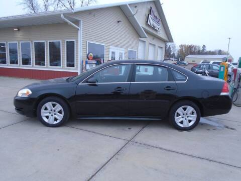 2011 Chevrolet Impala for sale at Milaca Motors in Milaca MN