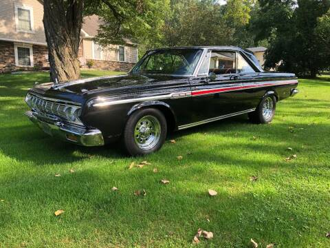 1964 Plymouth Fury for sale at Lance's Automotive in Ontario NY