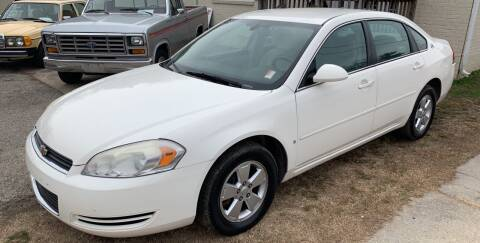 2007 Chevrolet Impala for sale at Mama's Motors in Greer SC