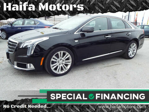 2019 Cadillac XTS for sale at Haifa Motors in Philadelphia PA