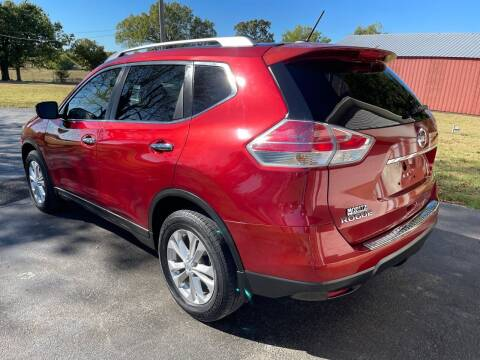 2016 Nissan Rogue for sale at Champion Motorcars in Springdale AR