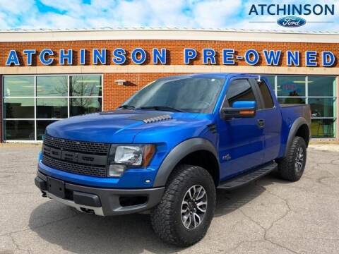 2012 Ford F-150 for sale at Atchinson Ford Sales Inc in Belleville MI