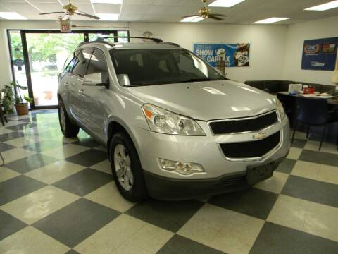 2010 Chevrolet Traverse for sale at Lindenwood Auto Center in Saint Louis MO