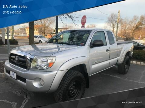 2006 Toyota Tacoma for sale at JIA Auto Sales in Port Monmouth NJ