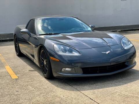 2009 Chevrolet Corvette for sale at Texas Auto Corporation in Houston TX