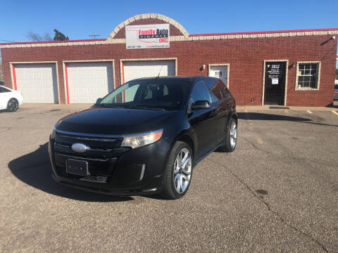 2012 Ford Edge for sale at Family Auto Finance OKC LLC in Oklahoma City OK