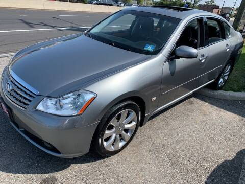 2007 Infiniti M35 for sale at STATE AUTO SALES in Lodi NJ