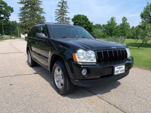 2006 Jeep Grand Cherokee for sale at 100% Auto Wholesalers in Attleboro MA