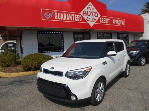 2016 Kia Soul for sale at Oak Park Auto Sales in Oak Park MI