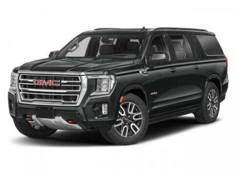 2021 GMC Yukon XL for sale at BEAMAN TOYOTA GMC BUICK in Nashville TN