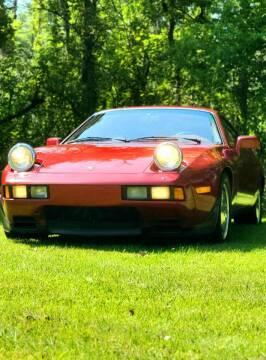 1982 Porsche 928 for sale at EuroMotors LLC in Lee MA