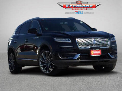 2019 Lincoln Nautilus for sale at Rocky Mountain Commercial Trucks in Casper WY