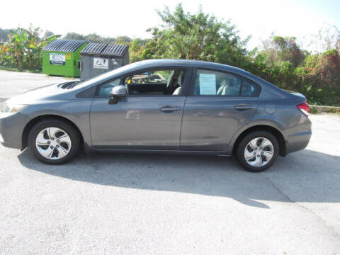 2013 Honda Civic for sale at Orlando Auto Motors INC in Orlando FL