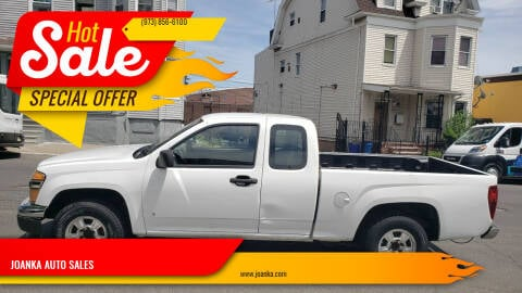 2007 GMC Canyon for sale at JOANKA AUTO SALES in Newark NJ