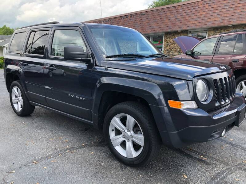 2014 Jeep Patriot for sale at Approved Motors in Dillonvale OH