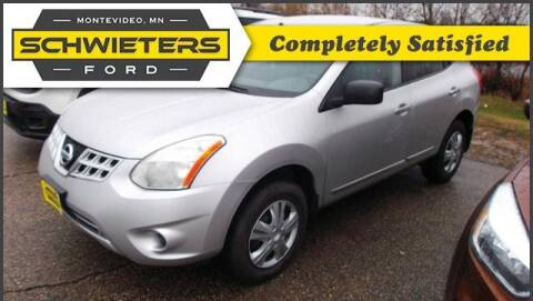 2011 Nissan Rogue for sale at Schwieters Ford of Montevideo in Montevideo MN