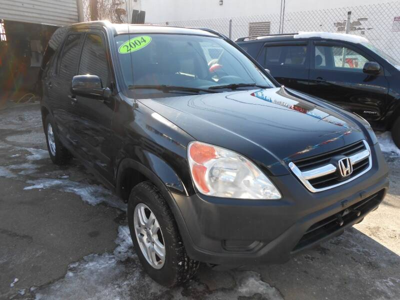 2004 Honda CR-V for sale at N H AUTO WHOLESALERS in Roslindale MA