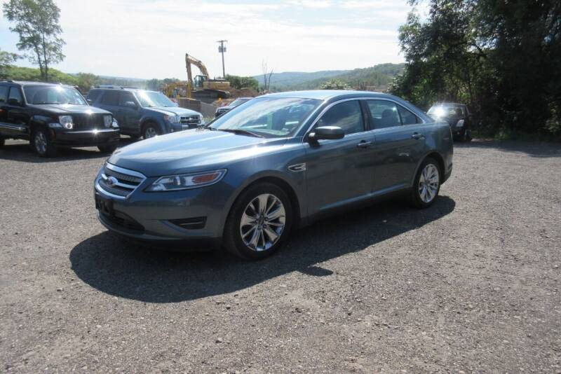 2010 Ford Taurus for sale at Clearwater Motor Car in Jamestown NY