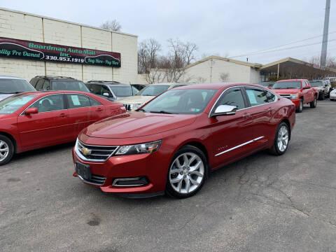 2014 Chevrolet Impala for sale at Boardman Auto Mall in Boardman OH