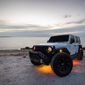 2018 Jeep Wrangler Unlimited for sale at Exquisite Auto in Sarasota FL