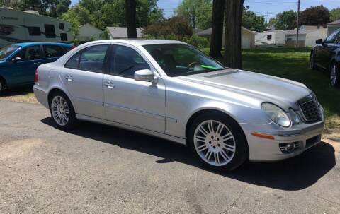 2008 Mercedes-Benz E-Class for sale at Antique Motors in Plymouth IN