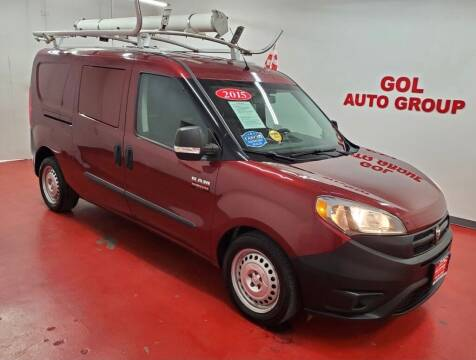 2015 RAM ProMaster City Wagon for sale at GOL Auto Group in Austin TX