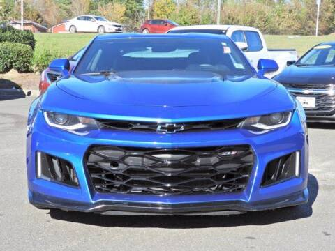 2017 Chevrolet Camaro for sale at Auto Finance of Raleigh in Raleigh NC