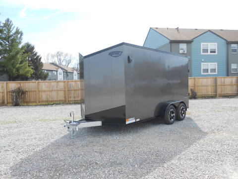 2022 Impact Shockwave 7x14 Aluminum for sale at Jerry Moody Auto Mart - Trailers in Jeffersontown KY