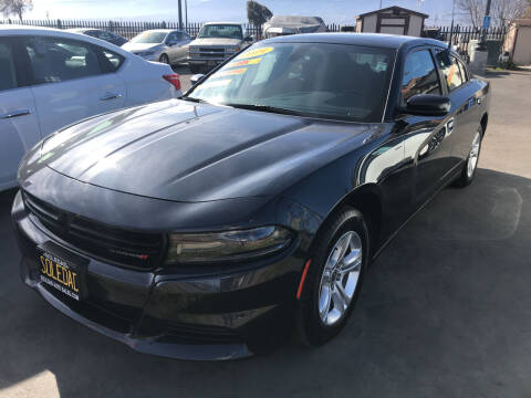 2019 Dodge Charger for sale at Soledad Auto Sales in Soledad CA
