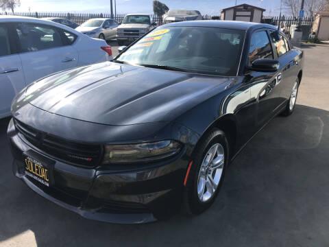 2019 Dodge Charger for sale at Soledad Auto Sales in Soledad CA