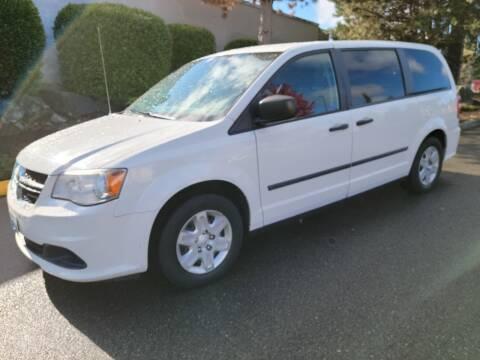 2011 Dodge Grand Caravan for sale at SS MOTORS LLC in Edmonds WA