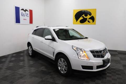 2012 Cadillac SRX for sale at Carousel Auto Group in Iowa City IA