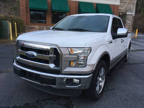 2015 Ford F-150 for sale at Legacy Motor Sales in Norcross GA