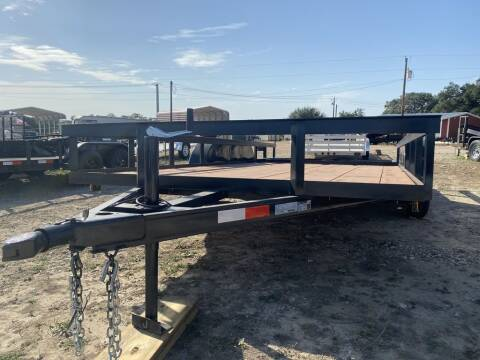 """2019 P & C  - UTILITY 77"""" X 12' - IN for sale at LJD Sales in Lampasas TX"""