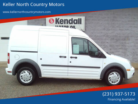 2010 Ford Transit Connect for sale at Keller North Country Motors in Howard City MI