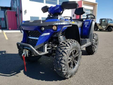 2020 Massimo MSA 550L for sale at Snyder Motors Inc in Bozeman MT