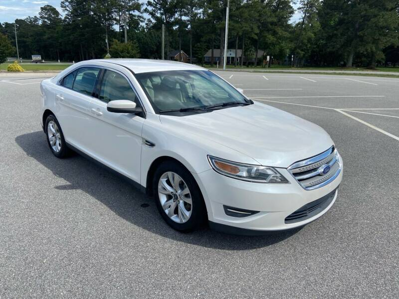 2012 Ford Taurus for sale at Carprime Outlet LLC in Angier NC