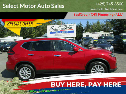 2017 Nissan Rogue for sale at Select Motor Auto Sales in Lynnwood WA