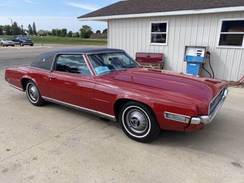 1969 Ford Thunderbird for sale at B & B Auto Sales in Brookings SD