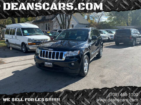 2013 Jeep Grand Cherokee for sale at DEANSCARS.COM in Bridgeview IL