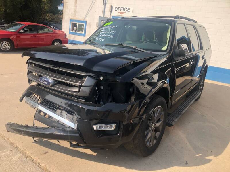 2017 Ford Expedition for sale at Don's Sport Cars in Hortonville WI