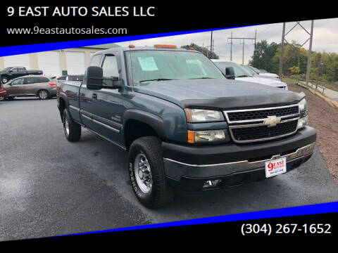 2006 Chevrolet Silverado 2500HD for sale at 9 EAST AUTO SALES LLC in Martinsburg WV